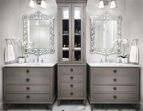 Bathroom Vanities And Storage Ideas