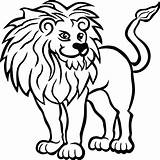 Lion Clipart Clip Zoo Coloring Animals Cat Head Animal Shay Aaliyah Transparent Circus Lions Drawing Simple Related Emo Anime Eps sketch template