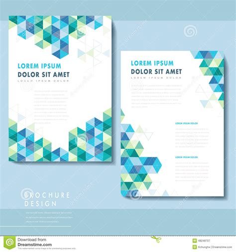 free poster design templates abstract poster template design stock vector illustration of commercial mosaic 48248707