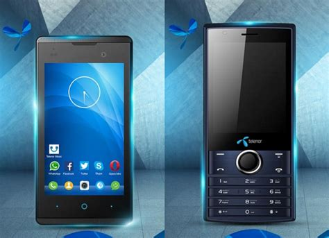 Telenor Joins Its Competitors In Handset Race
