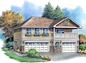Garage Plans With Room Above Photo by Garage Plan 58569 At Familyhomeplans