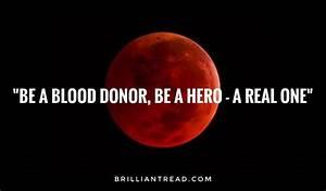 Brilliant Read ... Blood Donation Malayalam Quotes