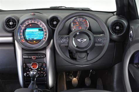 mini countryman   interior autocar