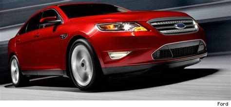 Ford Taurus With Adaptive Cruise Control