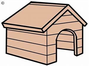Dog House Clipart - Clipartion.com