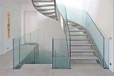 Glasgeländer Treppe Preis by Metallbau