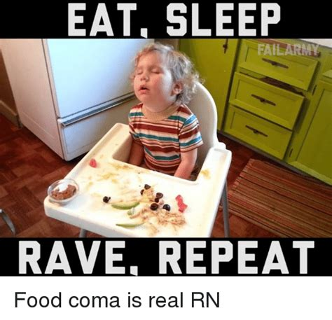 Food Coma Meme - search whats the one food you will not eat memes on sizzle