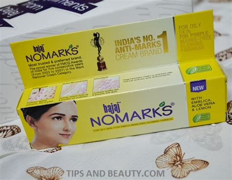 Bajaj No Marks Cream For Oily Skin Anti Marks Review Price How To Use It