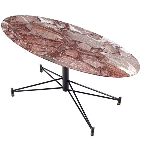 These green marble coffee table are offered in various shapes and sizes ranging from trendy to classic ones. Italian Oval Marble Coffee Table For Sale at 1stdibs