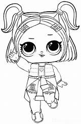 Lol Coloring Pages Surprise Print sketch template