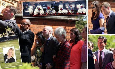 elena baltacha remembered   british   funeral