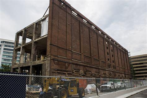 exclusive    bible museum construction site