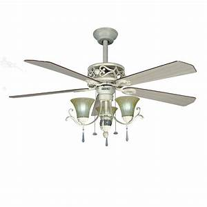 Continental ceiling fan leaves lamp living
