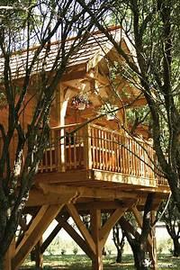 Cabane De Luxe : cabane d 39 amour cabane de luxe du clos saint amand ~ Zukunftsfamilie.com Idées de Décoration