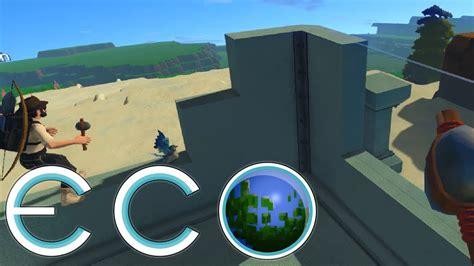 Eco 🌎 Moderne Bergfabrik Aus Zement • Let's Play Eco [61