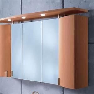 Badezimmer Spiegelschrank Günstig : moderner spiegelschrank f r ihr badezimmer ~ Markanthonyermac.com Haus und Dekorationen