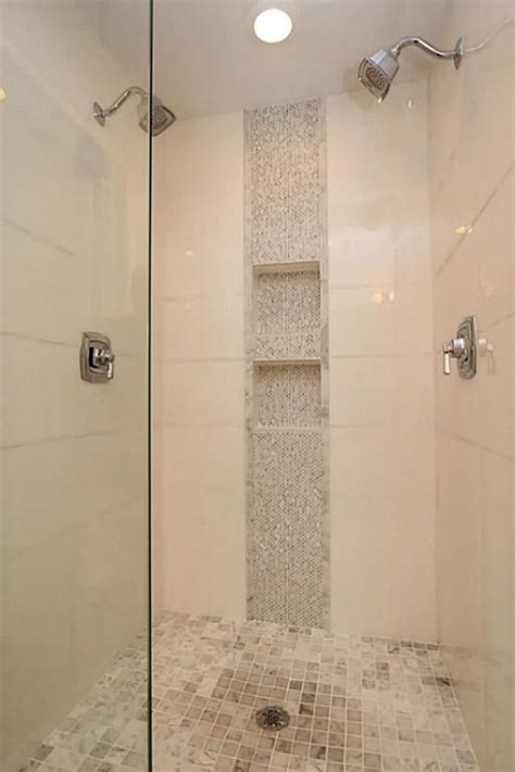 vertical shower accent tile ideas google search