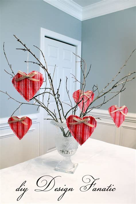 super easy  minute diy valentines day home decoration ideas