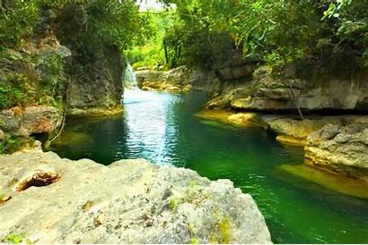 Guihulngan Negros Oriental River Philippines Enchanted Hills