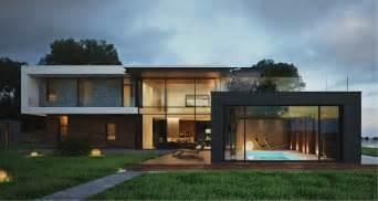 Box Houses Design by Modern Box Home Design Interior Design Ideas