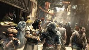 Assassin's Creed: Revelations Wallpaper Market
