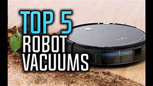 Best Robot Vacuums In 2018