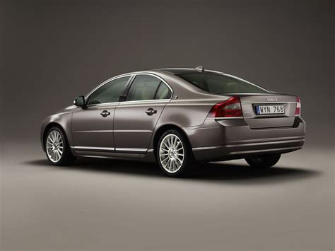 2009 Volvo S80 Review by 2009 Volvo S80 And Xc90 Executive Edition Picture 242485