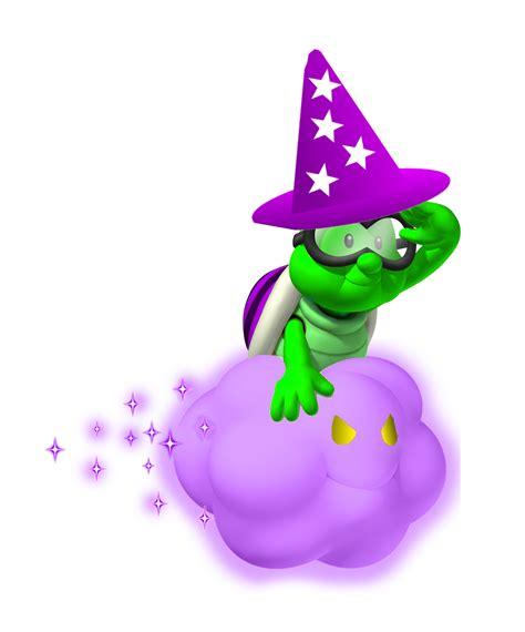 Image - Lakitu Wizard.png | Fantendo - Nintendo Fanon Wiki ...