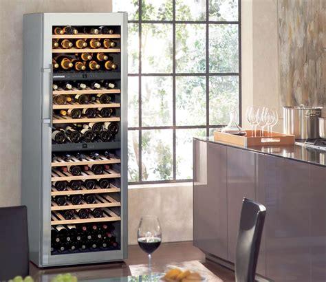 wine cabinets vinidor liebherr armoire 224 vin