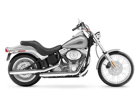 Can You Ride A Harley Davidson Fxst Softail Standard With