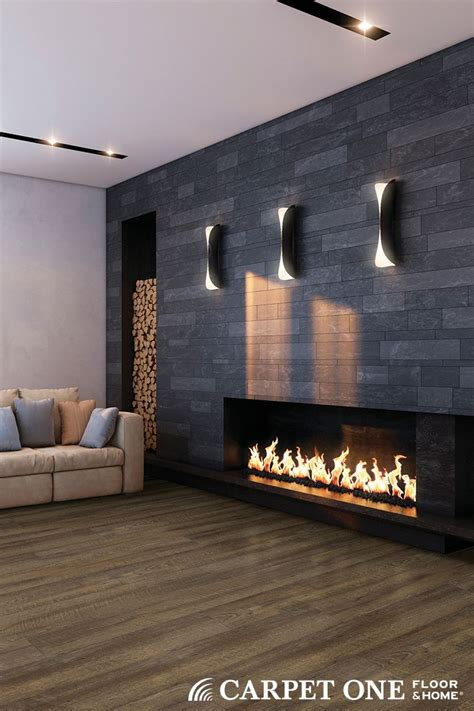 Fireplace Accent Wall Ideas by 25 Best Ideas About Modern Fireplaces On Pinterest Home