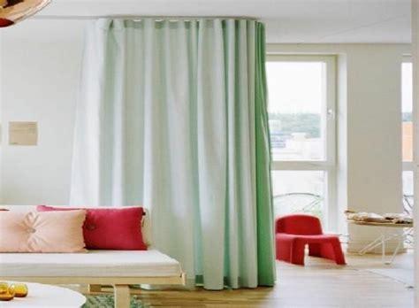 la separation de piece amovible optez pour  rideau