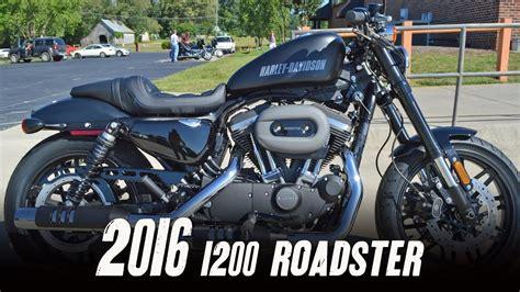 2016 Harley-davidson® Xl1200cx