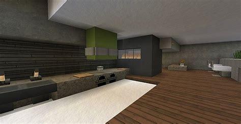 chamonix modern mansion minecraft building