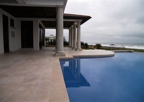 Waterline Pool Tiles Melbourne by Itq Walnut Travertine Pool Coping Product Range In