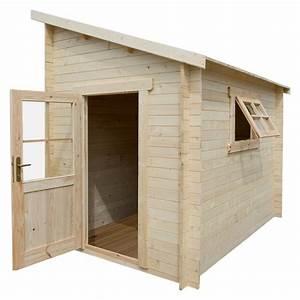 Abri De Bois : abri adoss en bois massif 28mm brut 5 92m gardy shelter ~ Melissatoandfro.com Idées de Décoration