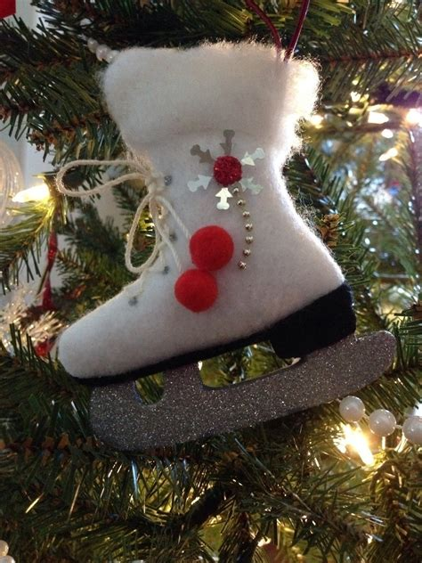 ice skate ornament 183 a christmas tree ornament 183 other on