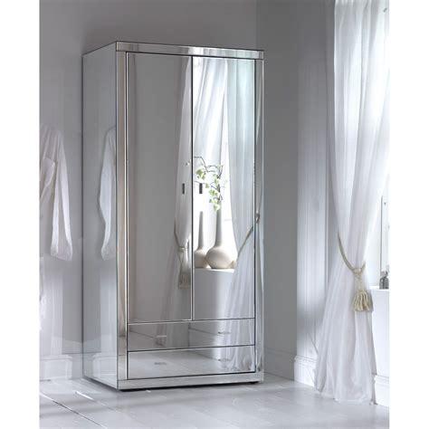 Small Mirrored Wardrobe mirrored bedroom furniture image mirrored bedroom
