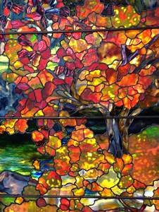 Etsy Size Chart Tiffany Stained Glass Window Detail Fönster