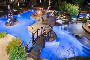 Signature, Project, Ranch, Lazy, River, By, Custom, Design, Pools
