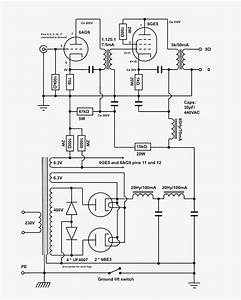 vinylsavor 6ge5 mono amps part 1 circuit vinylsavor With mono amplifier circuit diagram schematics