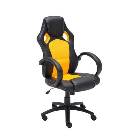 fauteuil chaise de bureau confortable hauteur r 233 glable en