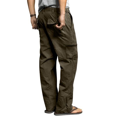 dockers  classic fit comfort cargo flat front pants