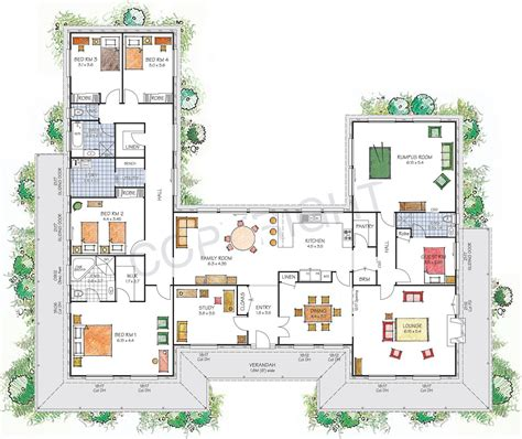 5 Bedroom House Plans Nsw by Paal Kit Homes Castlereagh Steel Frame Kit Home Reversed