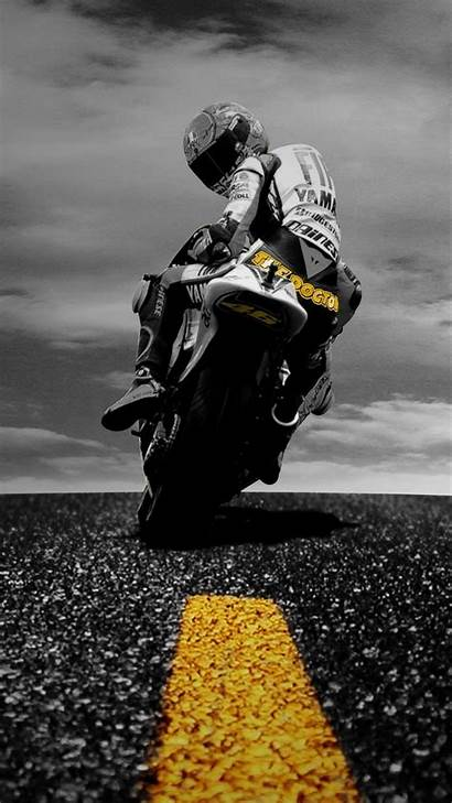 Motorcycle Phone Mobile Wallpapers Rossi Valentino Sports