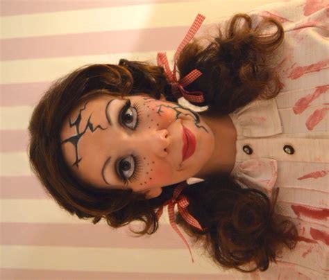 Horror Puppe by Gruselpuppe Frisur Retrochicks