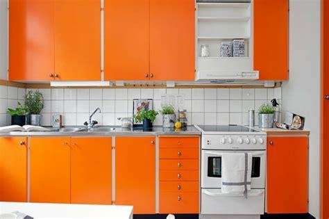 deco cuisine orange cuisine orange 50 idées d 39 aménagement stimulantes