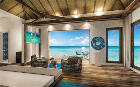 Sandals Is Building More Caribbean Overwater Bungalows
