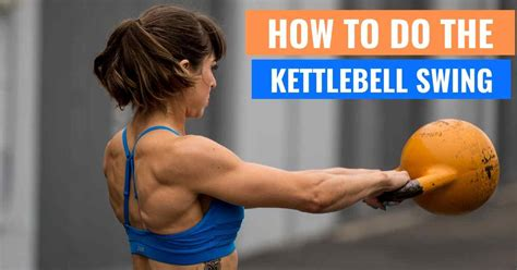 kettlebell swing glute exercise strength redefining exercises