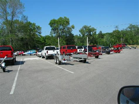 Hamlin Lake Boat Launch by Michigan State Parks Ludington State Park